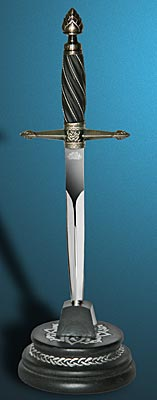 Round Table letter opener